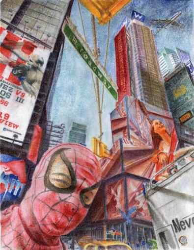 21世紀回顧録「ブロードウェイ&スパイダーマン」・510.jpg